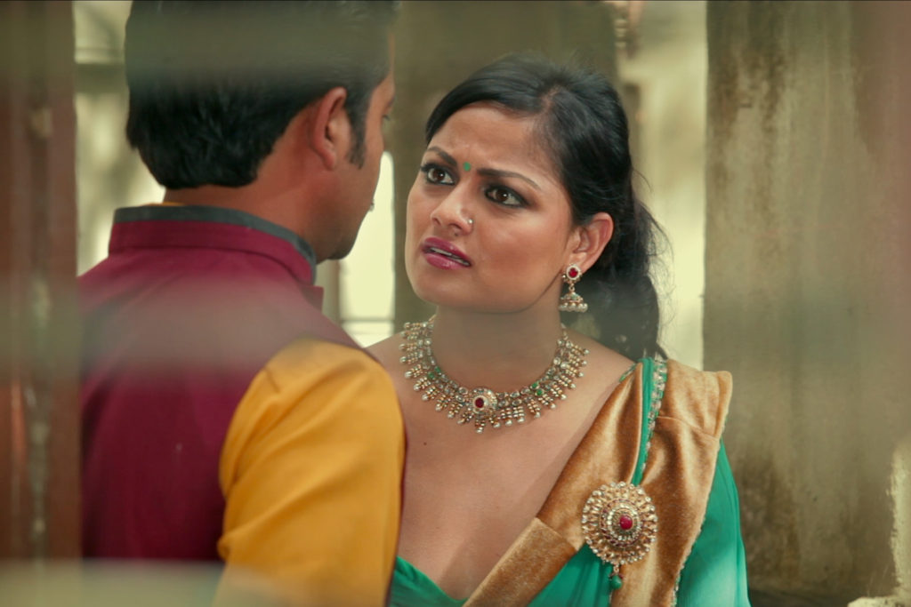 Reecha Sharma in JUNGE