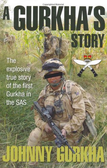 A Gurkha's Story - Autobiography