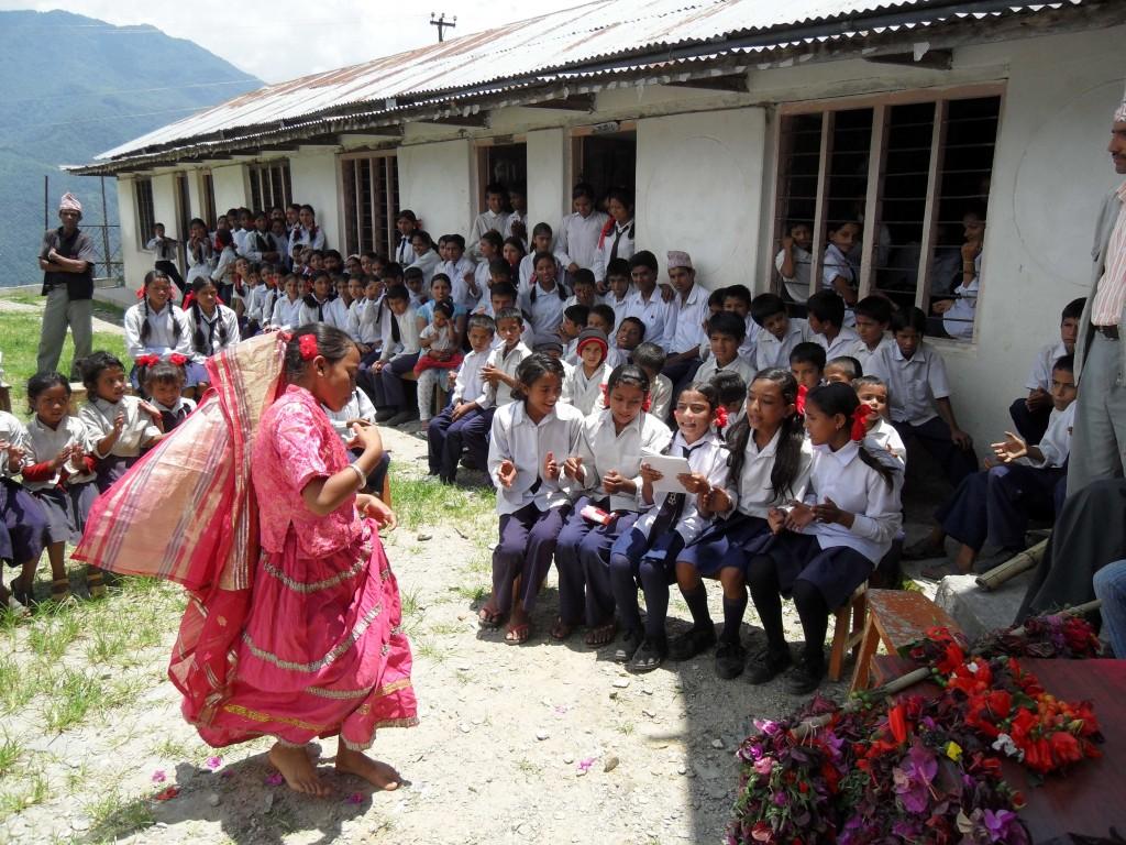 Shree Bhumeshwor High School