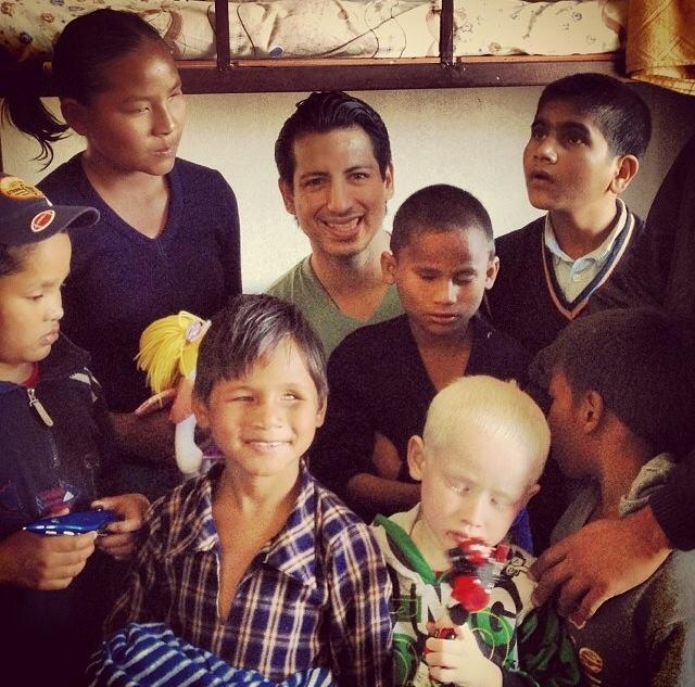 Kathmandu Center for Blind Children Instagram: AlexKruz9
