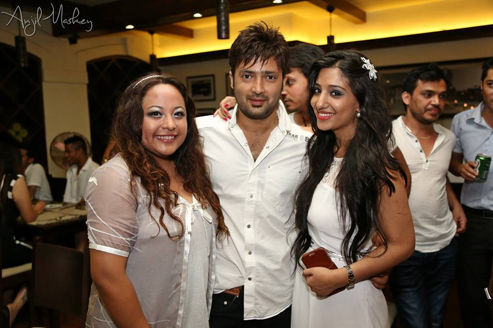 The one and only, Aryan Sigdel with Subexya and Shivangini