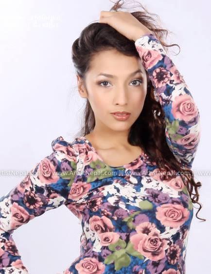 Miss Nepal US 2012 Astha Shrestha
