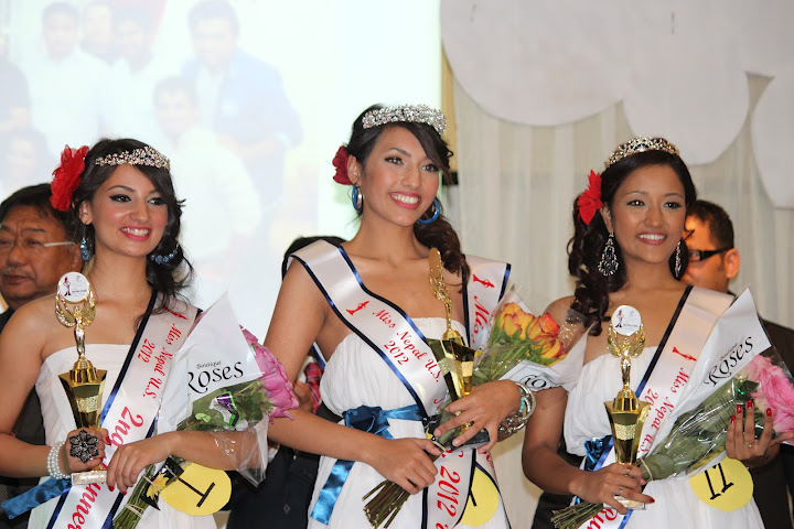 Miss Nepal US 2012