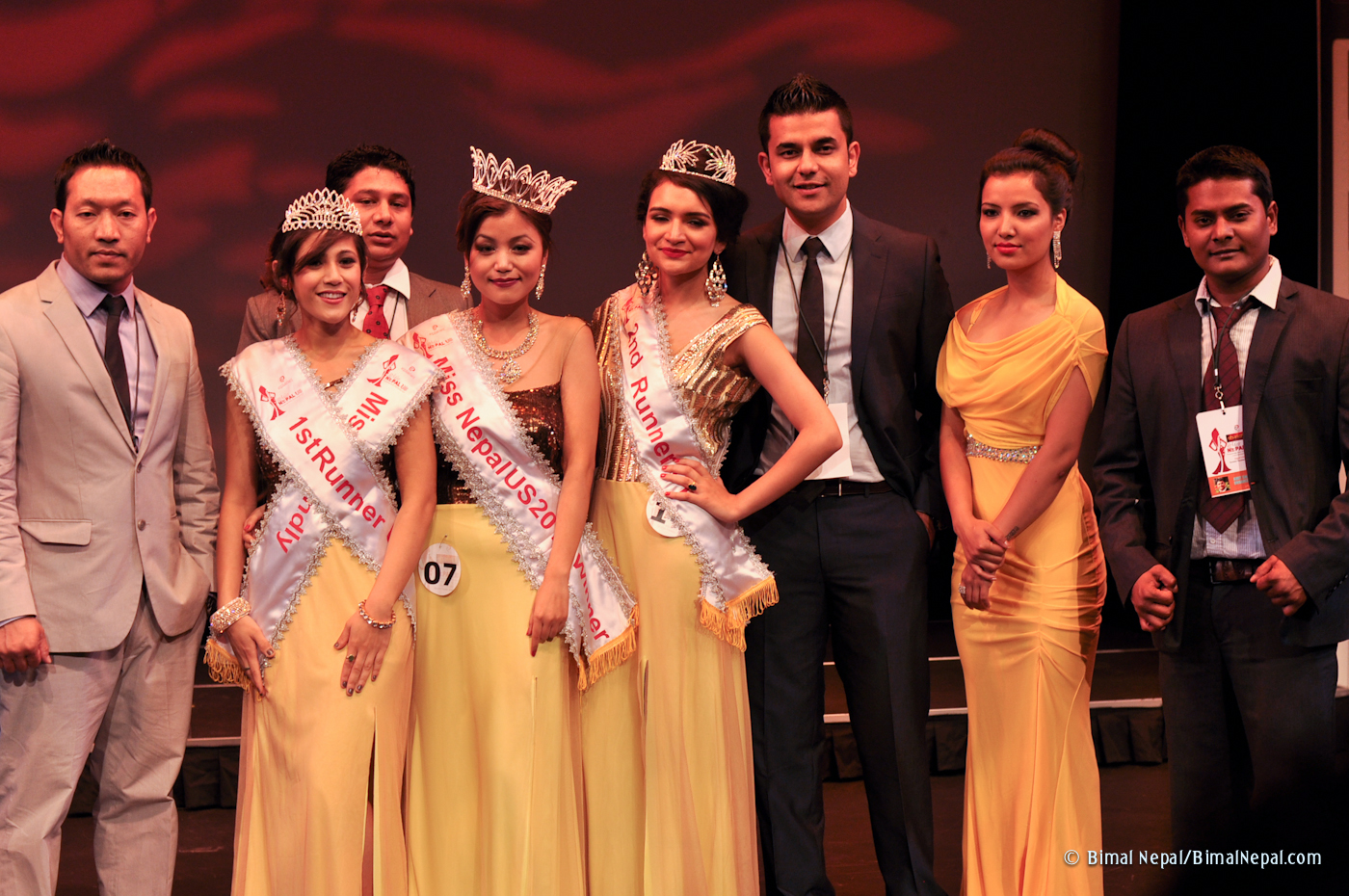 Board of Directors, Miss Nepal US 2013