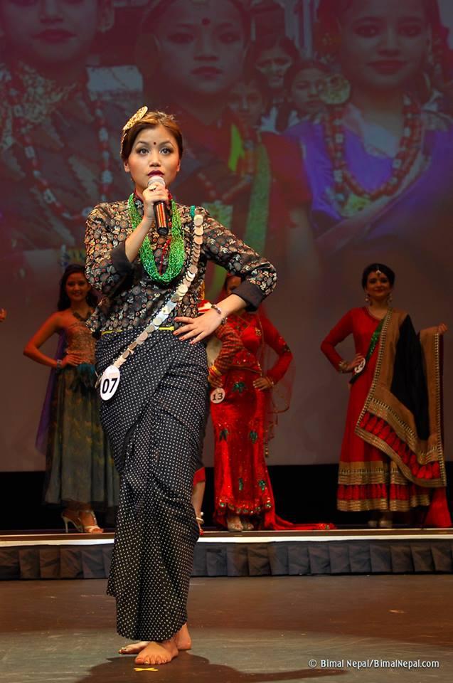 Miss Nepal US 2013 Bartika Rai