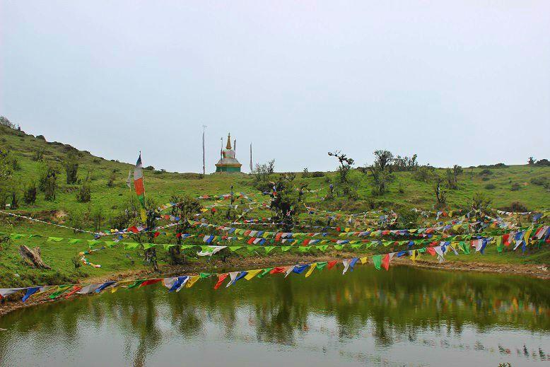 Kalapokhari - near Nepal India border