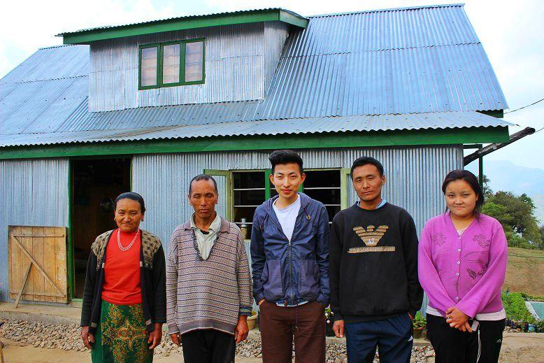 Sange Dai and family!