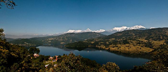 Begnas Lake Nepal