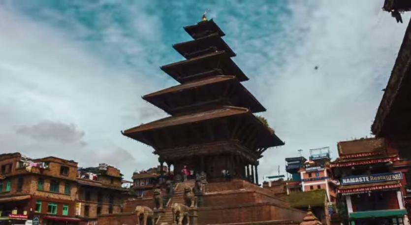 Bhaktapur-Timelapse