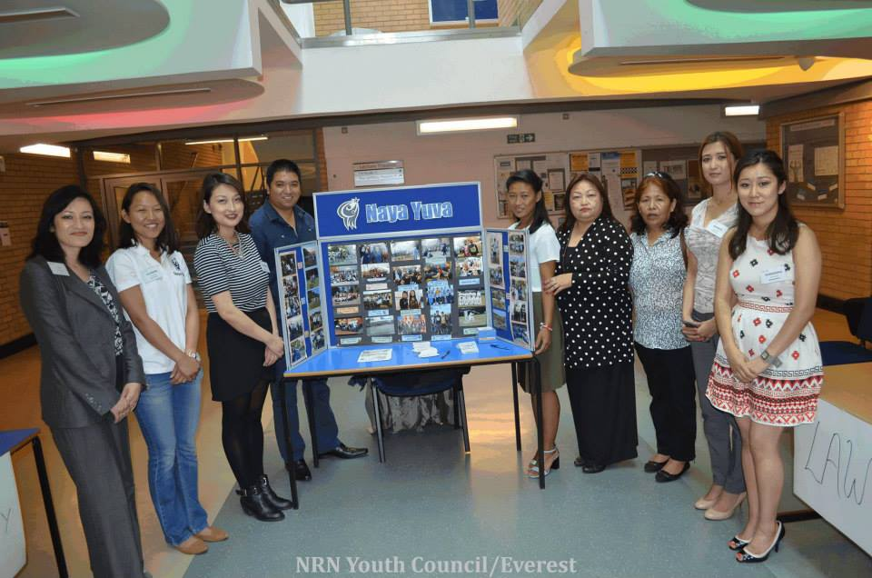 Big Careers Day NRNA UK Youth Council