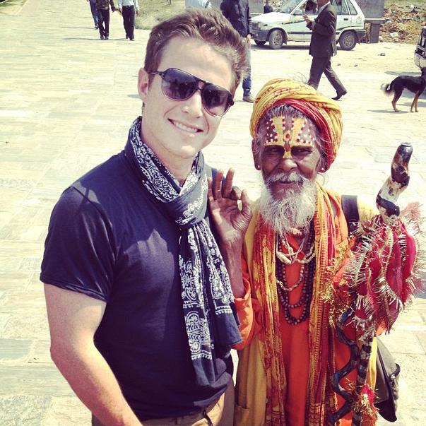 Billy Bush Nepal 2
