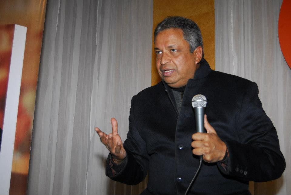 Binod Chaudhary Forbes