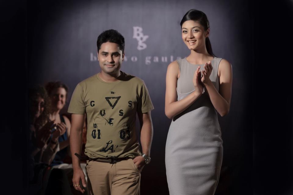 Designer Bishwo Gautam - Chief Fashion Designer of Miss Nepal US 2013