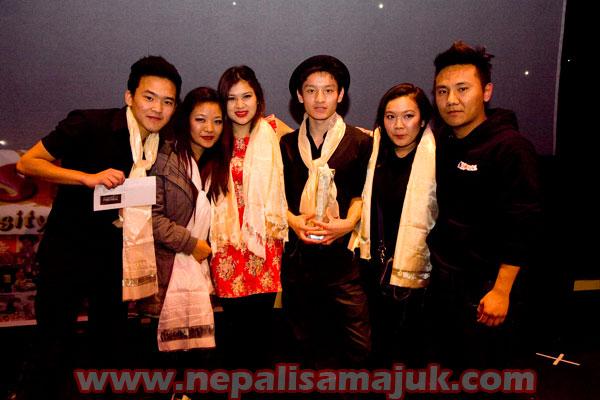 Bournemouth University Nepalese Society!