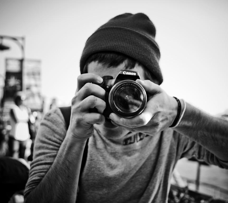 Camera-Person