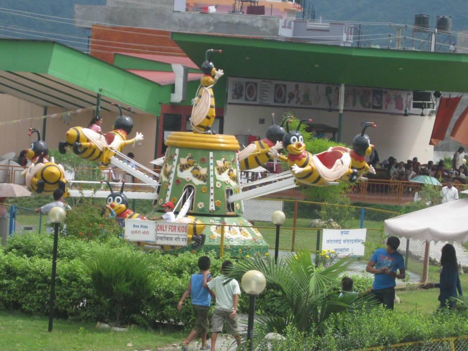 ChaCha Whee Fun Park Rides