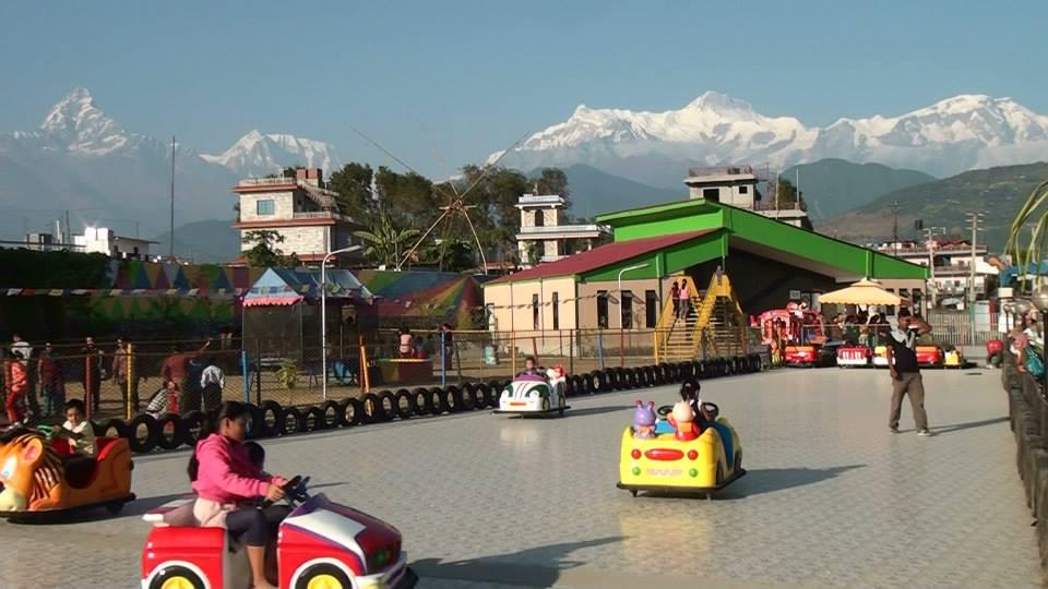 ChaChaWhee Fun Park Nepal 1