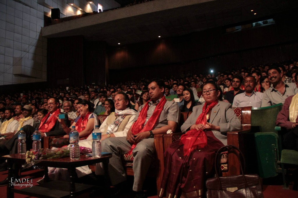 Chief Guests at the event