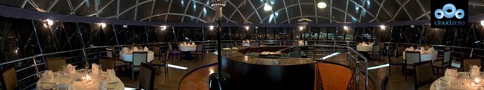 Cloud Zero Revolving Restaurant Kathmandu 1