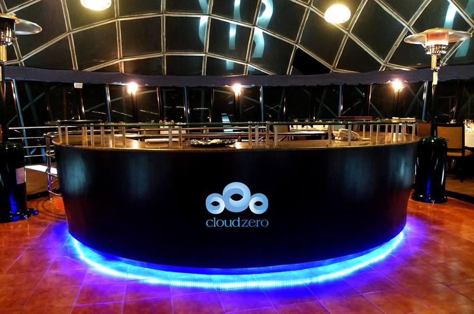 Cloud Zero Revolving Restaurant Kathmandu 5