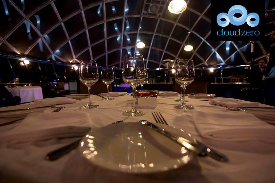 Cloud Zero Revolving Restaurant Kathmandu