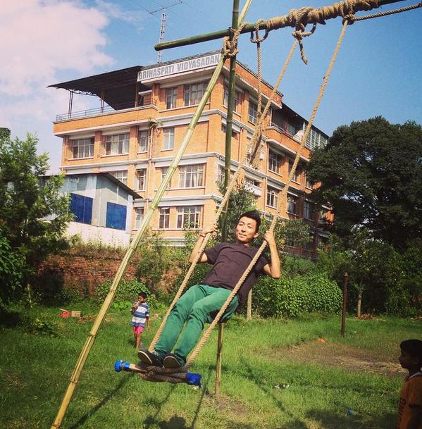 Dashain-Roti-Ping