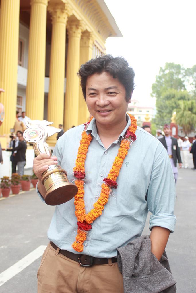 Dayahang-Rai-Nepali-Film-Award-2015