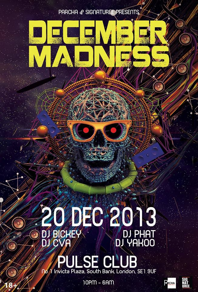 December Madness Party