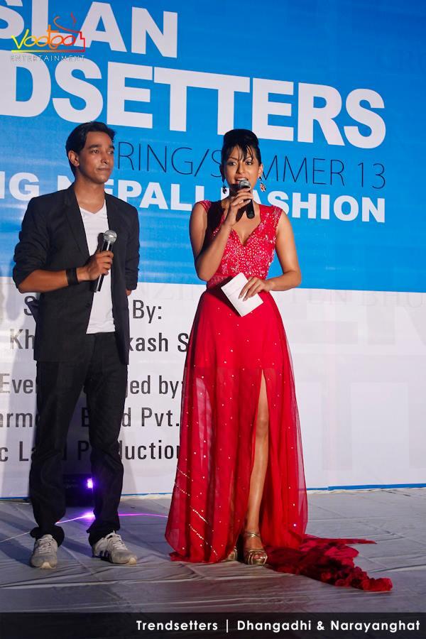 Getting the crowd Vootoo'd - Sanjay & Sahana
