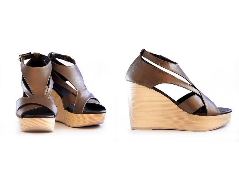 Dulla Shoes Brown