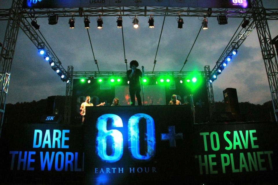 Earth Hour Nepal 2013 b