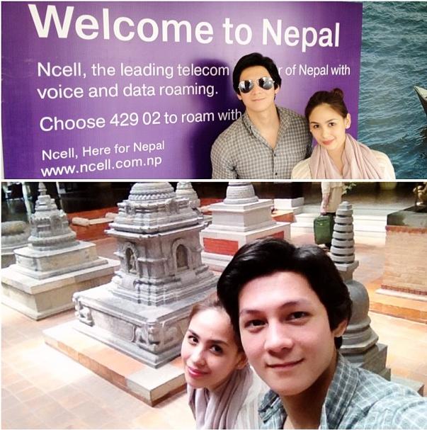 Empress Schuck Joseph Marco Nepal Visit 2