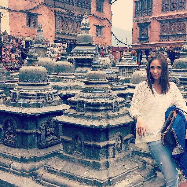 Empress Schuck Nepal Visit 2