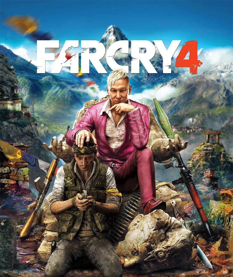 FAR CRY 4 - Coming Soon
