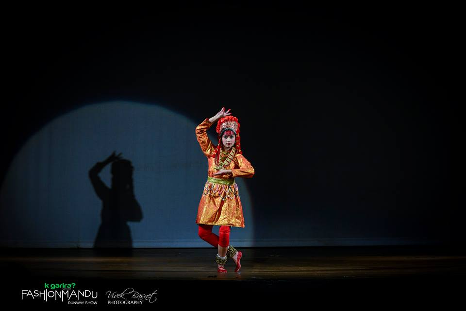 Kumari Dance by Sifa KC