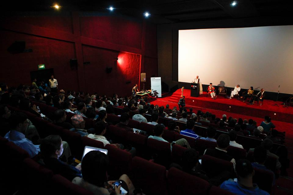 Audience Opening at Film Southasia 2013