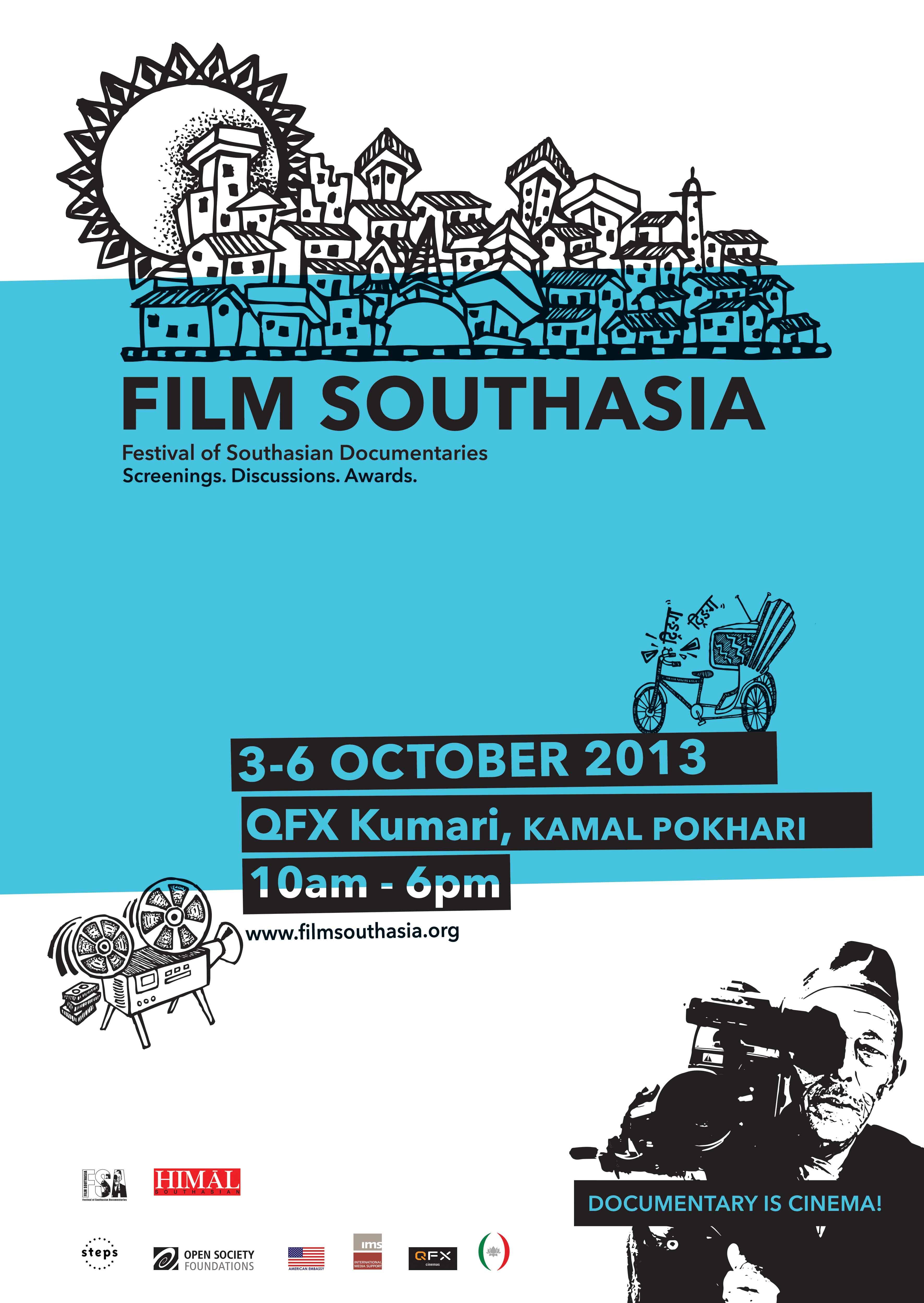 Film Southasia 2013 Poster