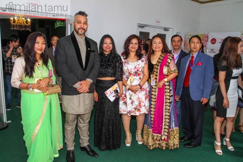 M&G early on with Prasant Tamrakar