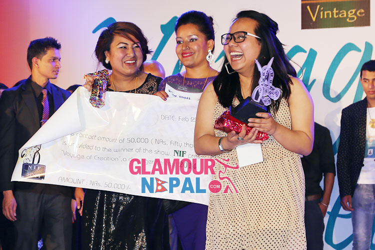 Glamour Nepal Designer Contest