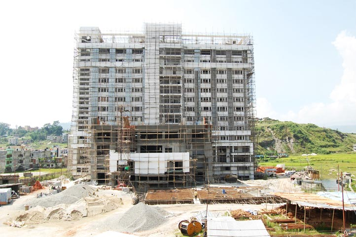 Grande International Hospital Kathmandu