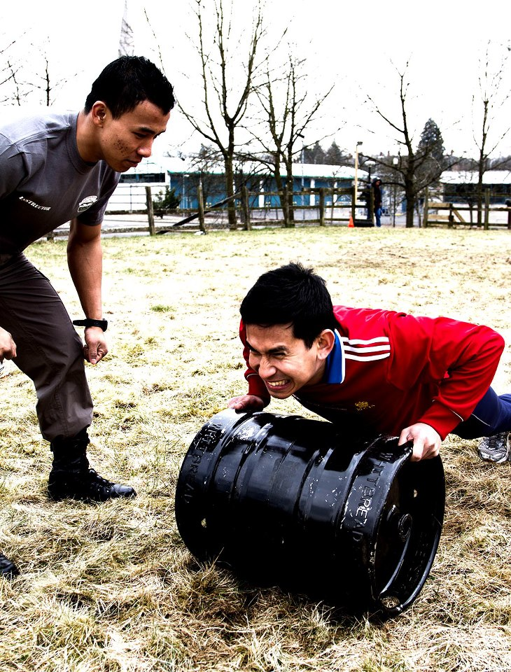 Gurkha Fit Training 1