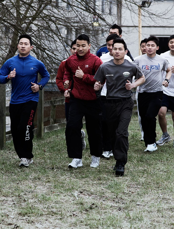 Gurkha Fit Training 3
