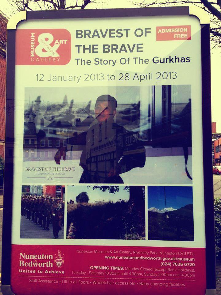 Gurkha Exhibition Nuneaton