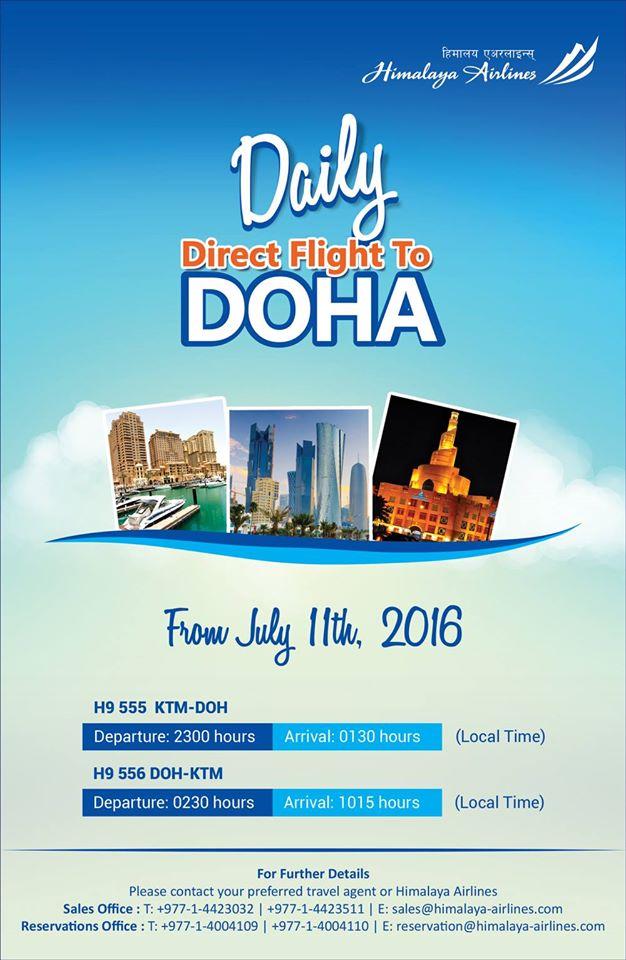 Himalaya-Airlines-Doha-Kathmandu-2016