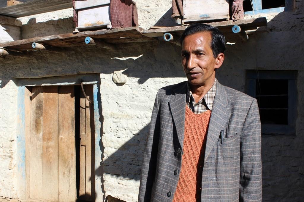 Micro-entrepreneur Indra Dev