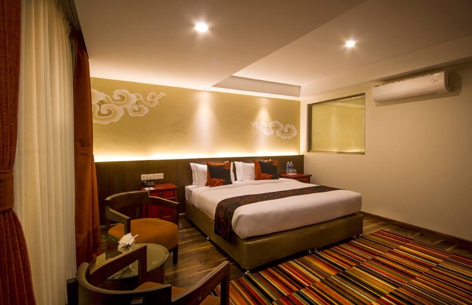Deluxe Rooms.