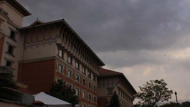 Hyatt Regency Exterior