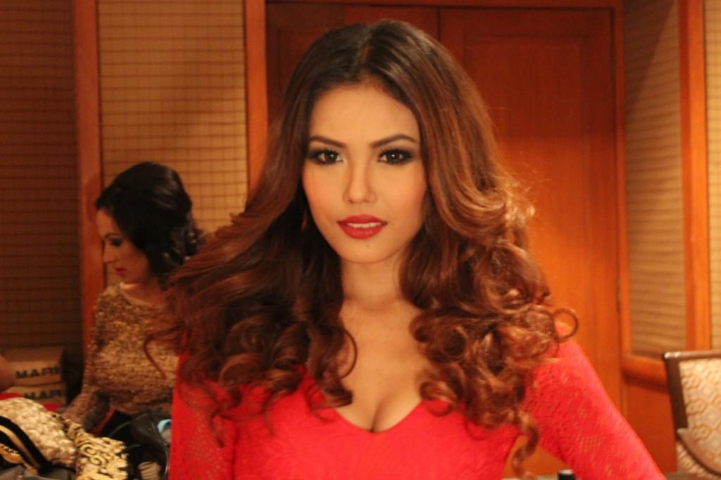 Introducing new actress MALA LIMBU