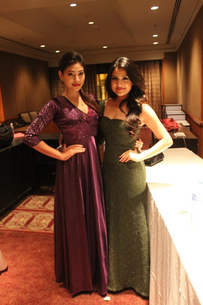Nagma and Subeksha