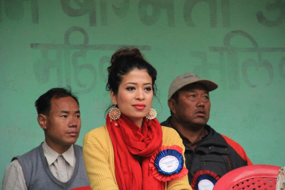 Ishani Shrestha Langtang 4